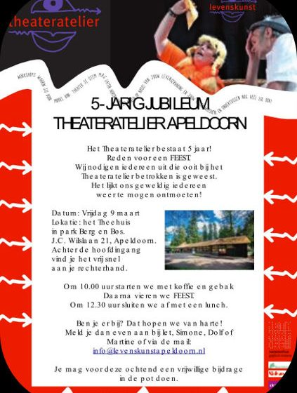 Jubileum Theateratelier